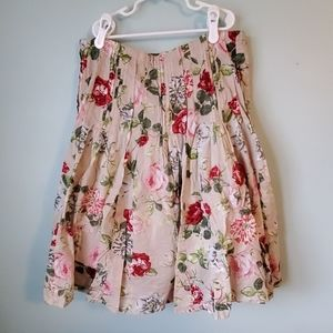 Cabi Rose Lawn Skirt
